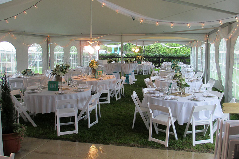 Wedding Tents in Kinnelon, NJ